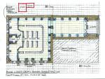 Layout View  -  Bank Plan