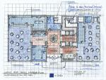 Grand Hotel  -  Main Floor Plan     Layout Design