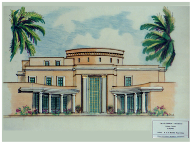 Main Entry  -  Architectural Illustration